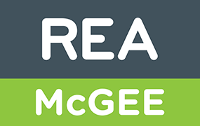 REA McGee (Tallaght) Logo