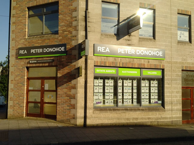 REA Peter Donohoe (Ballyconnell) Logo