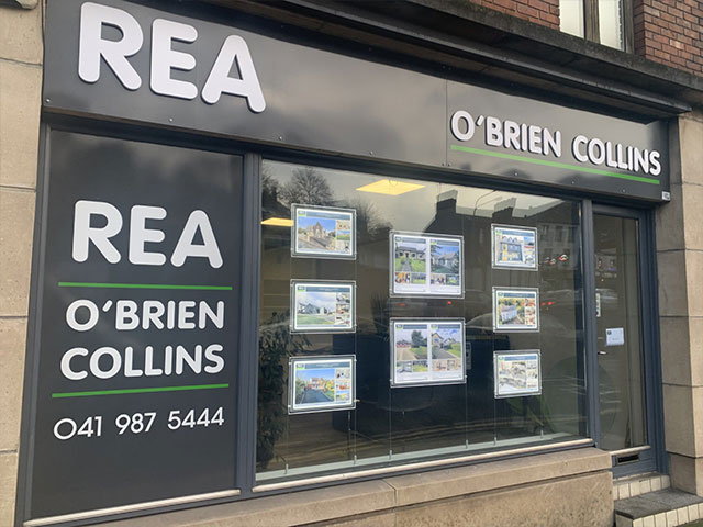 REA O'Brien Collins (Drogheda) Office
