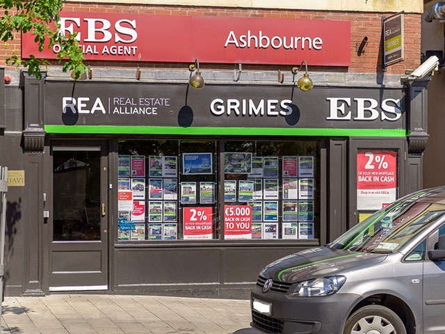 REA Grimes (Ashbourne) Office