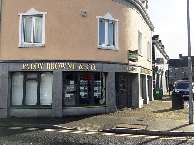 REA Paddy Browne (Ennis) Office