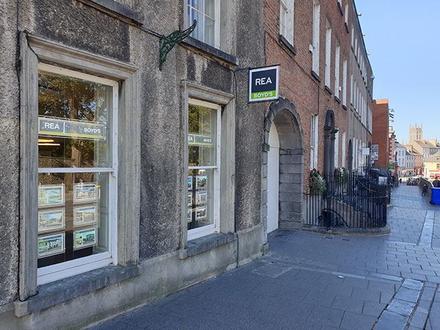 REA Boyd's (Kilkenny) Office