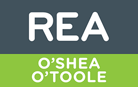 REA O'Shea O'Toole (Waterford City) Logo